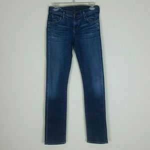 Citizens of Humanity Ava Low Straight Leg Jeans